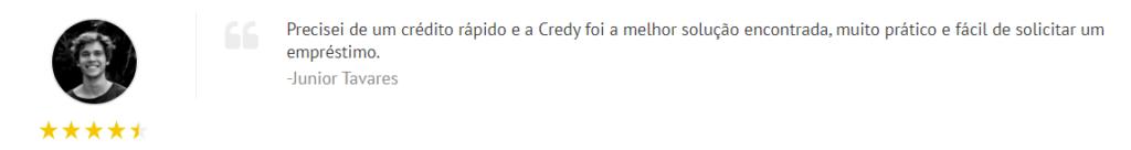Crédito online na Credy